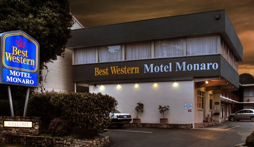 Best Western Motel Monaro - Accommodation Guide