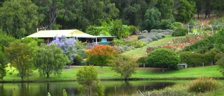 Pemberton Lavender and Berry Farm Cafe and Cottages - Accommodation Guide