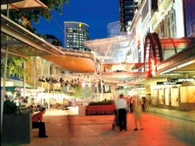 Queen Street Mall - Accommodation Guide