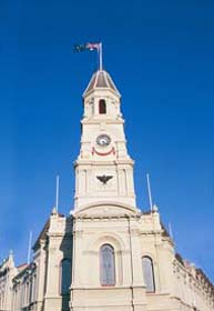 Fremantle Town Hall - Accommodation Guide