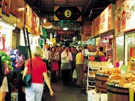 Adelaide Central Market - Accommodation Guide