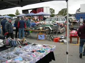 Gepps Cross Treasure Market - Accommodation Guide