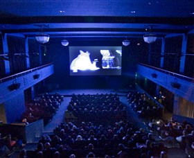 Arc Cinema at the National Film and Sound Archive - Accommodation Guide