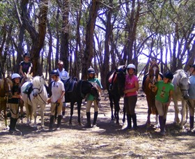 Bellarine Horse Riding Centre - Accommodation Guide