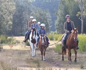 Horse Riding at Oaks Ranch and Country Club - Accommodation Guide