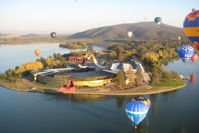 Canberra Hot Air Balloon Flight at Sunrise - Accommodation Guide