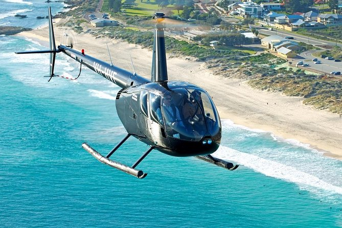 Perth Beaches Helicopter Tour from Hillarys Boat Harbour - Accommodation Guide