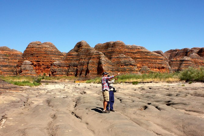Bungle Bungle Flight Domes  Cathedral Gorge Guided Walk from Kununurra - Accommodation Guide