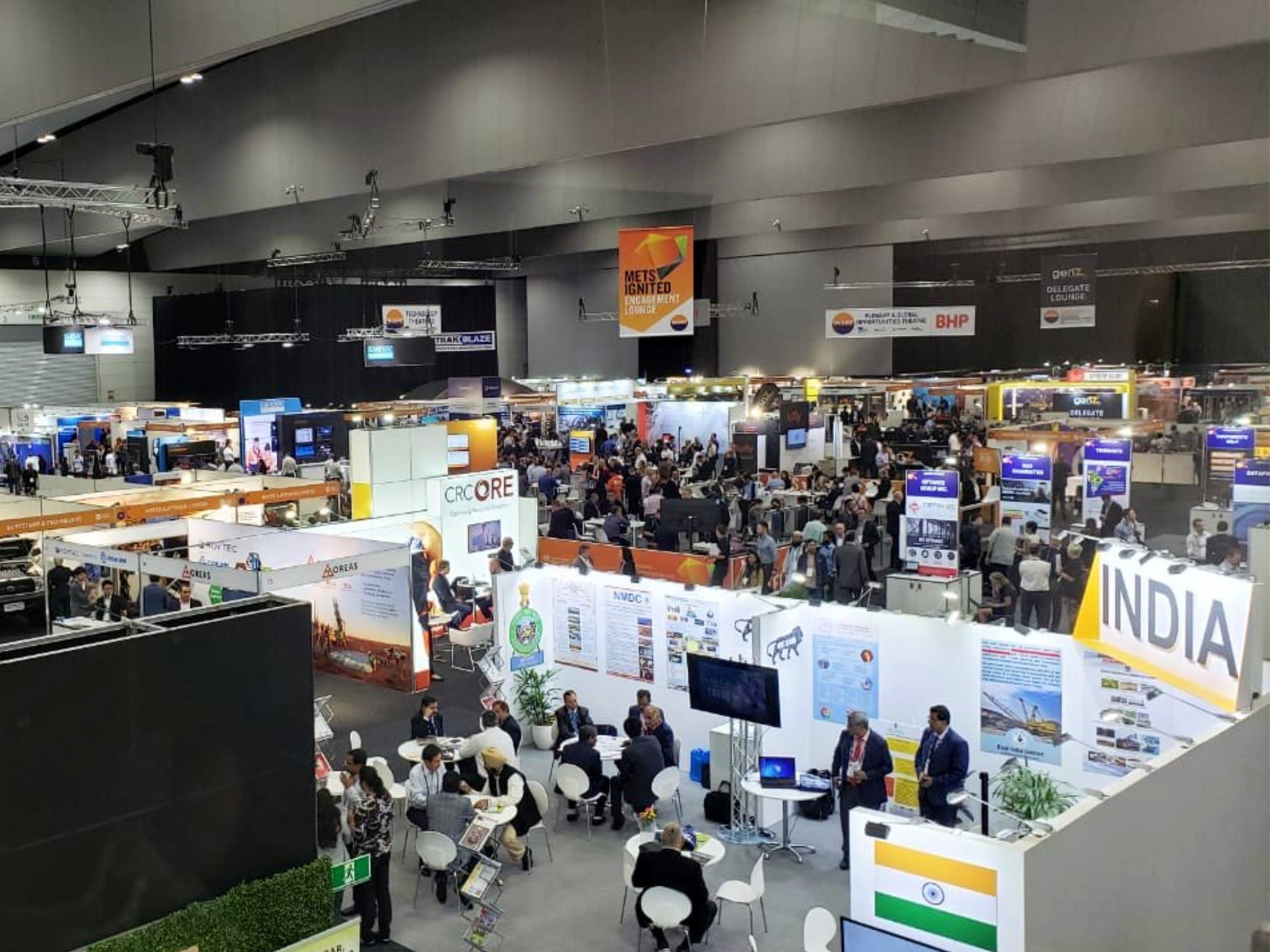 International Mining and Resources Conference IMARC - Accommodation Guide