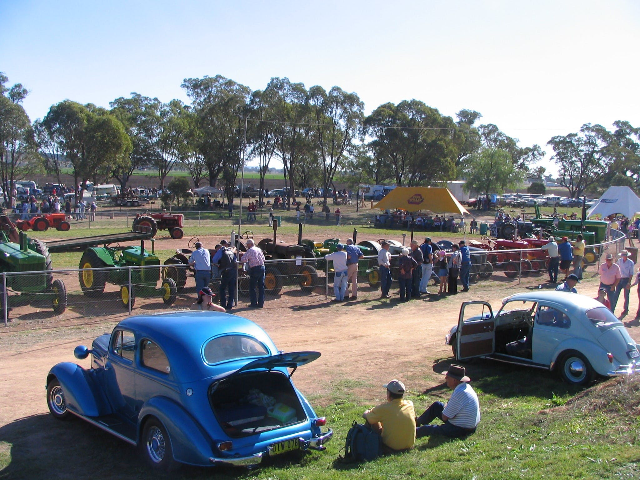 Quirindi Rural Heritage Village - Vintage Machinery and Miniature Railway Rally and Swap Meet - Accommodation Guide