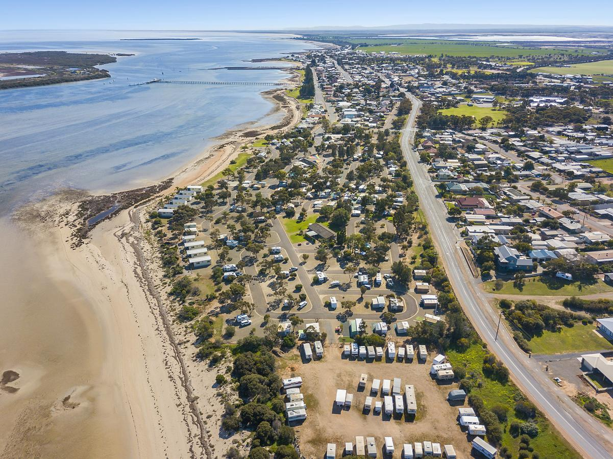 Port Broughton Tourist Park - Accommodation Guide