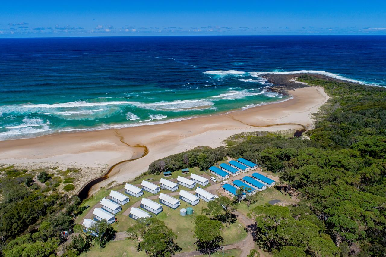 Racecourse Beach Tourist Park - Accommodation Guide