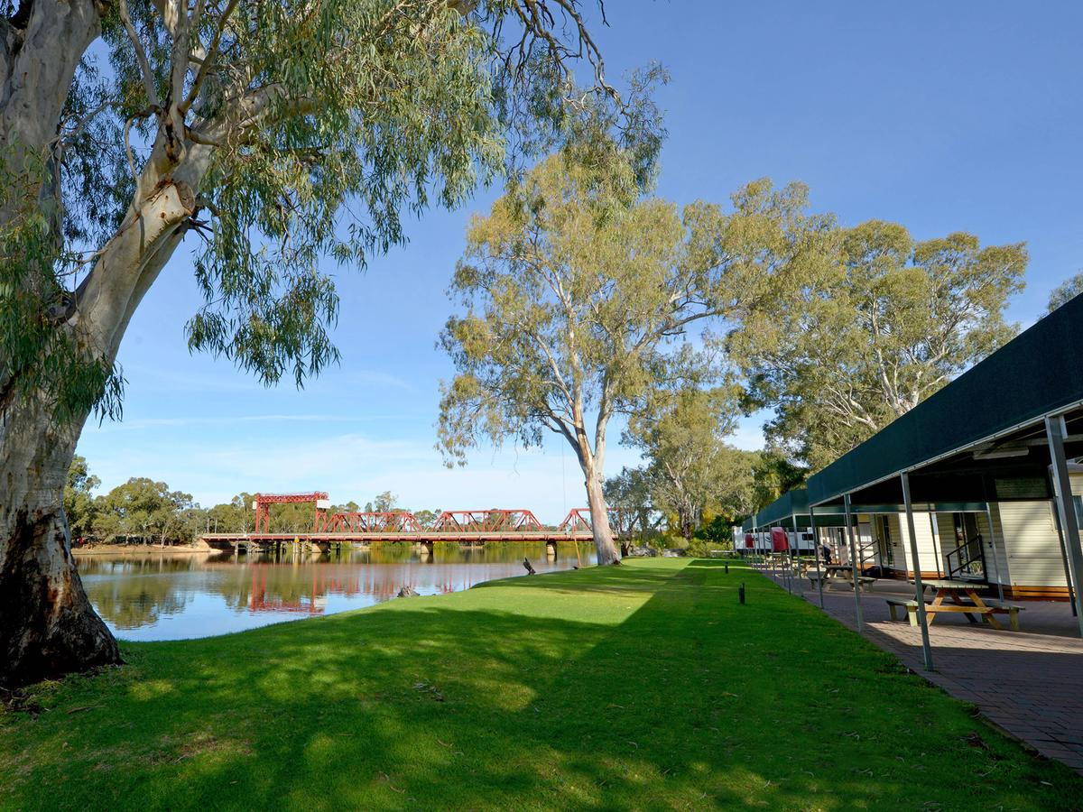 Riverbend Caravan Park Renmark - Accommodation Guide