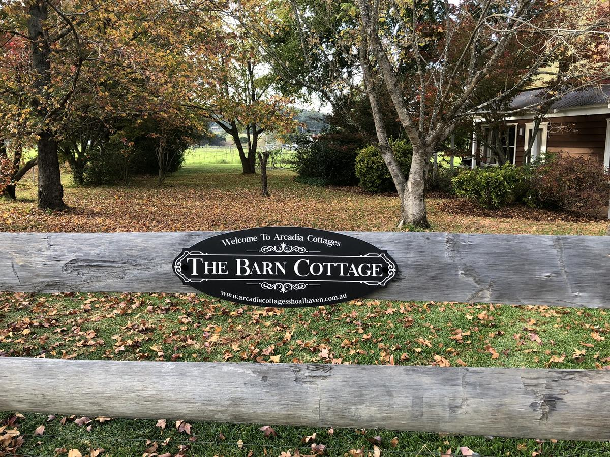 Arcadia - The Barn Cottage  Rosehill Cottage - Accommodation Guide