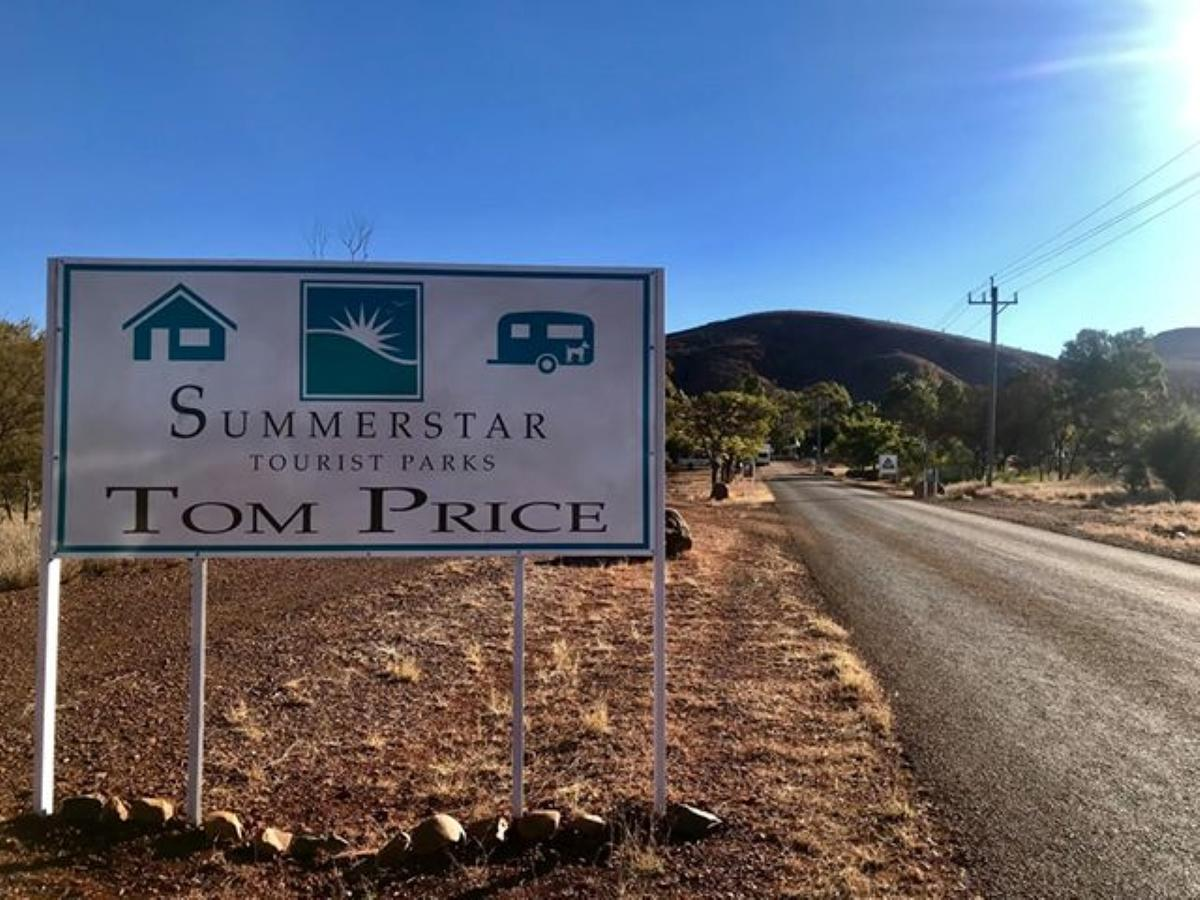 Tom Price Tourist Park - Accommodation Guide