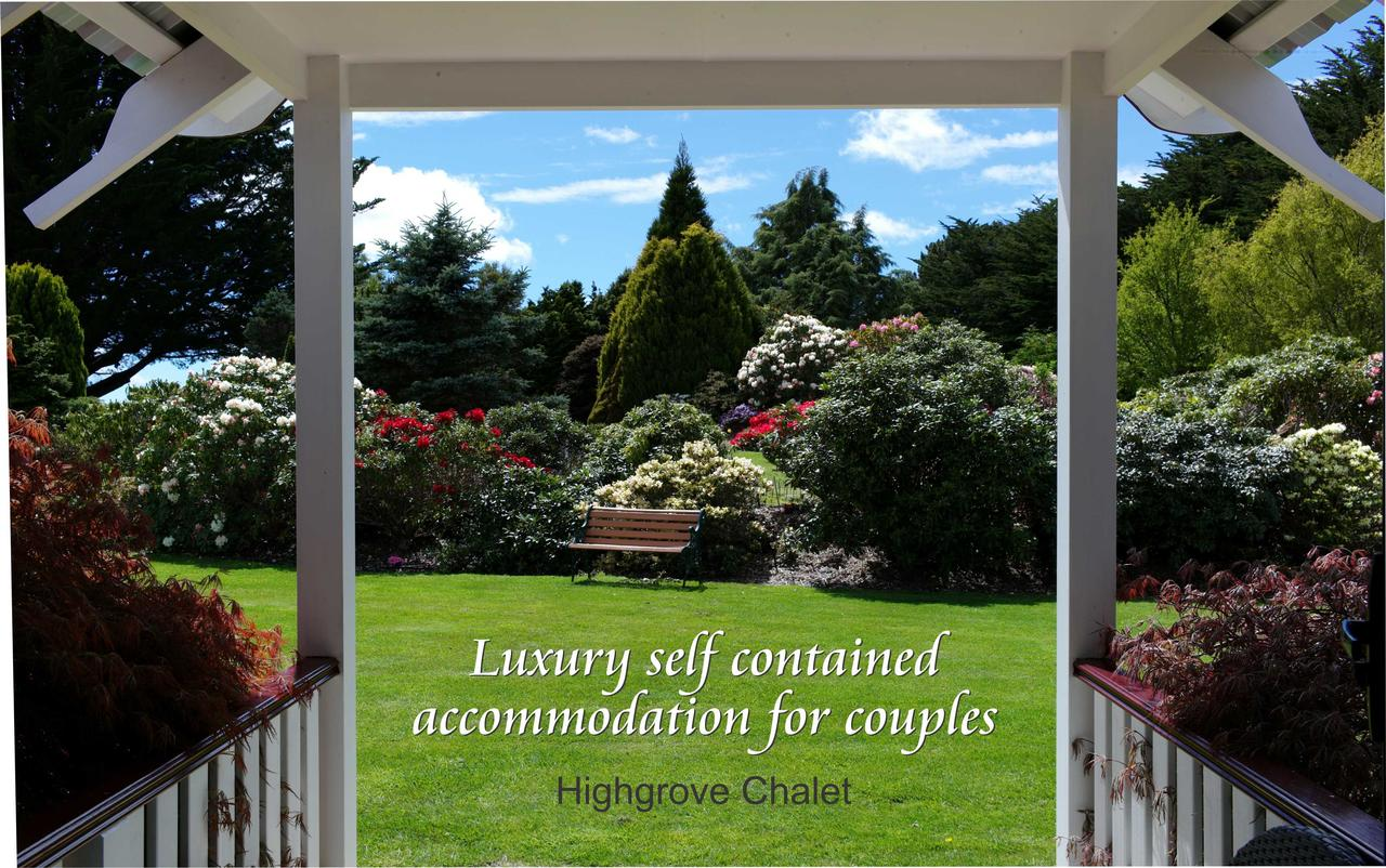 Highgrove - Accommodation Guide