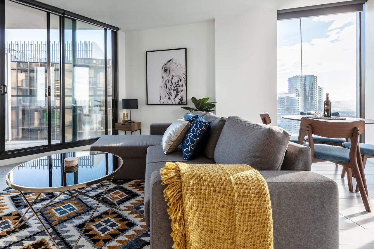 2Bedroom Apartment with Views in Docklands next to CBD  Marvel Stadium - Accommodation Guide