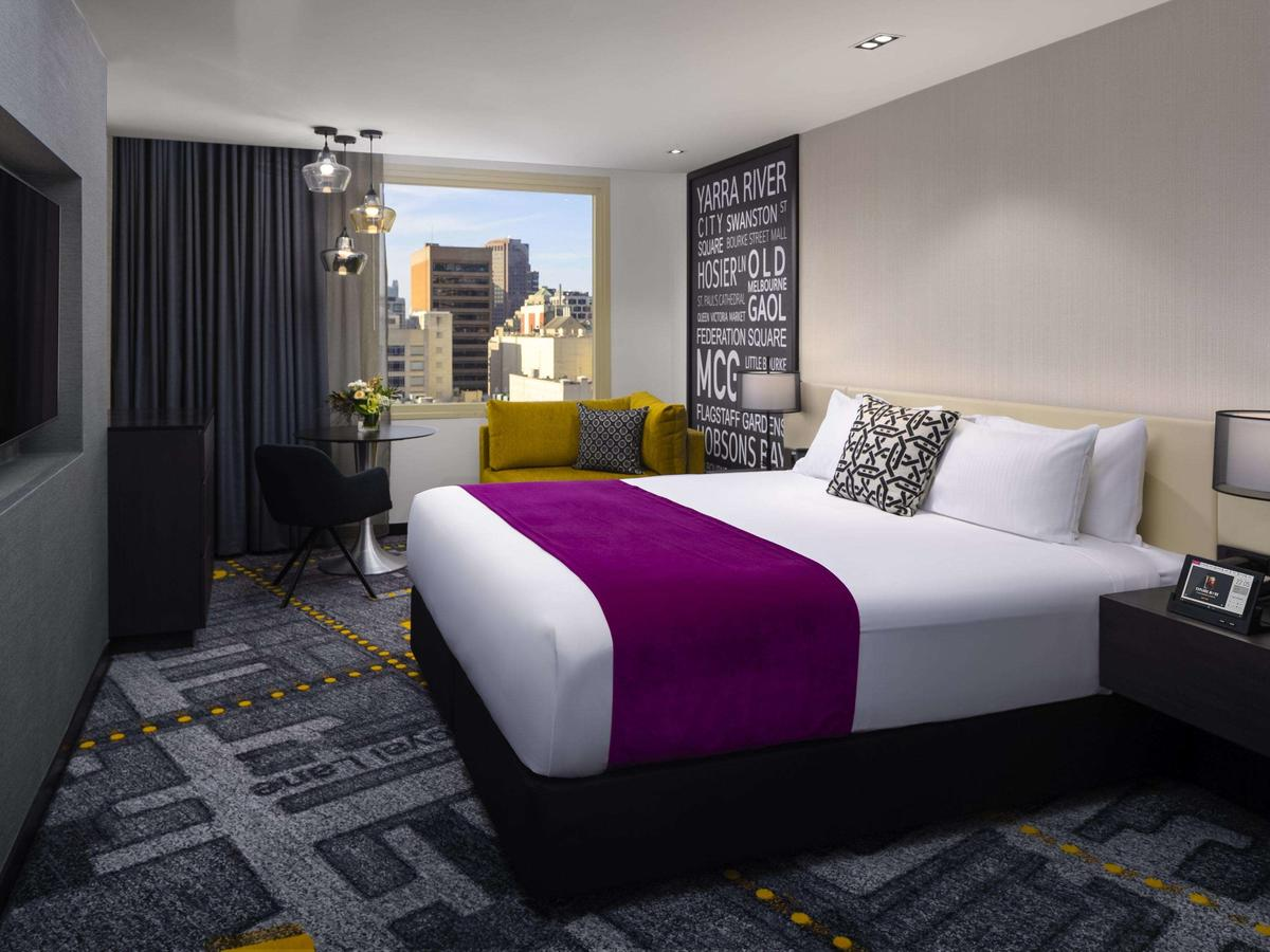 Pullman Melbourne on Swanston - Accommodation Guide